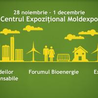 """Deschiderea oficială a Săptămânii """"Moldova Eco Energetică 2016"""" – 28 noiembrie"""